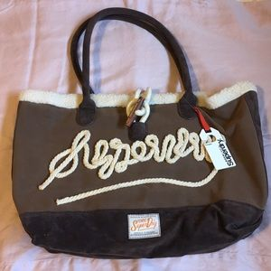 NEW Superdry tote bag